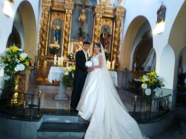 La boda de Ariel  y Noemí  en Malpica De Tajo, Toledo 7