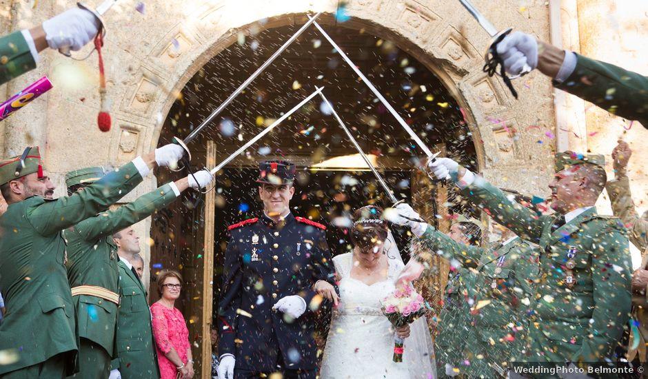 La boda de Gema y Jorge en San Clemente, Cuenca