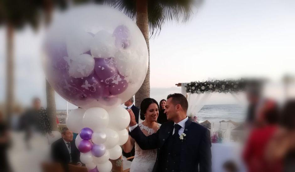 La boda de Sergio y Eli en Nerja, Málaga