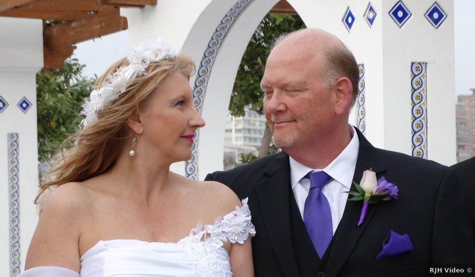 La boda de Robert y Yoli en Benidorm, Alicante
