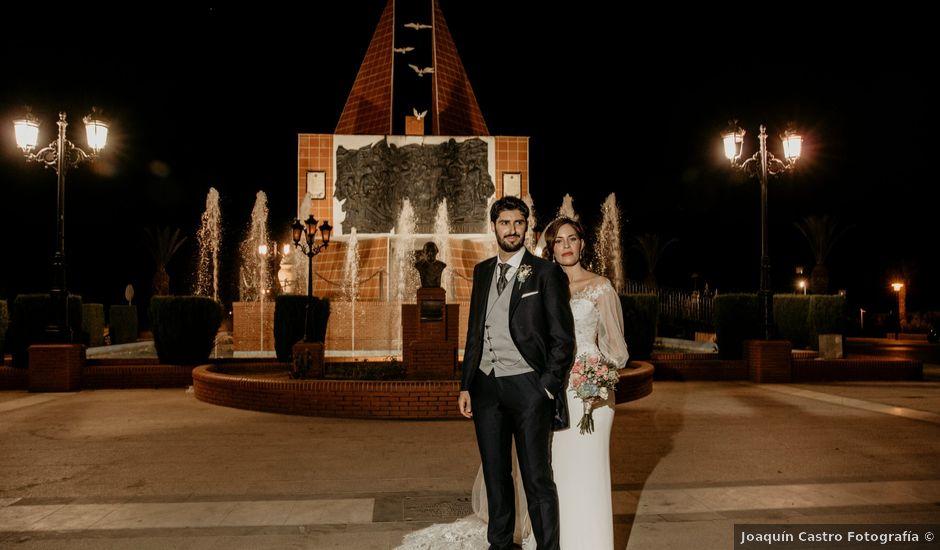 La boda de Miguel y María Dolores en Bailen, Jaén