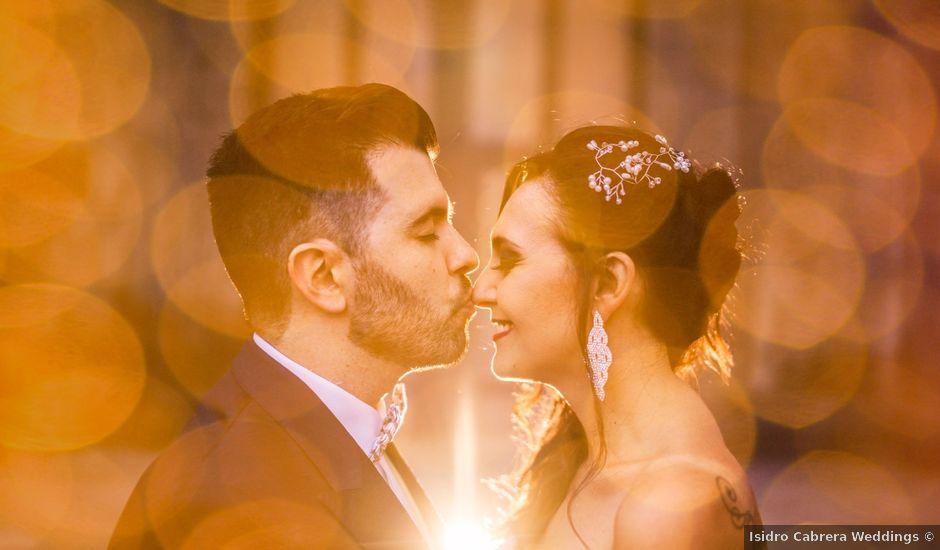 La boda de Airam y Isalupi en Firgas, Las Palmas