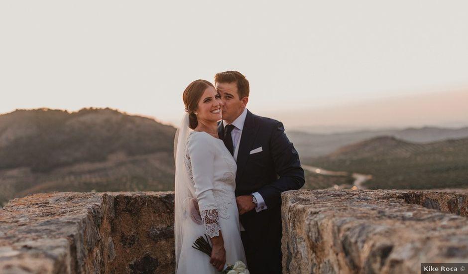 La boda de Fran y Ángela en Alcaudete, Jaén