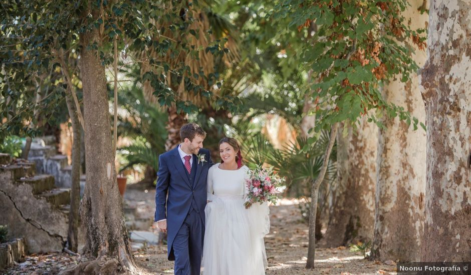 La boda de Andrew y Cristina en Badajoz, Badajoz