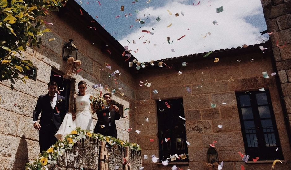La boda de Jorge y Antia en O Carballiño, Orense