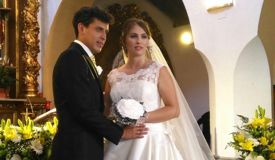 La boda de Ariel  y Noemí  en Malpica De Tajo, Toledo