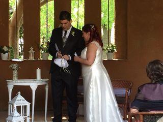 La boda de Adriana y Christian