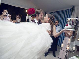 La boda de Carlos y Elena