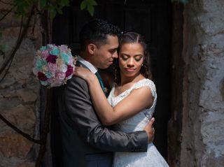 La boda de Natalia y Jhonatan