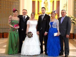 La boda de Angie y David  3