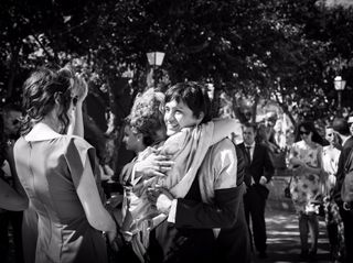 La boda de Cristina y Tito 1
