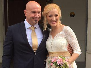 La boda de Melissa  y Miguel   1