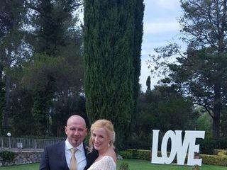 La boda de Melissa  y Miguel   2