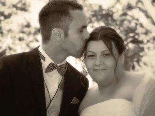 La boda de Verónica y Abraham