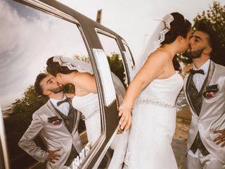La boda de Sheila y Omar