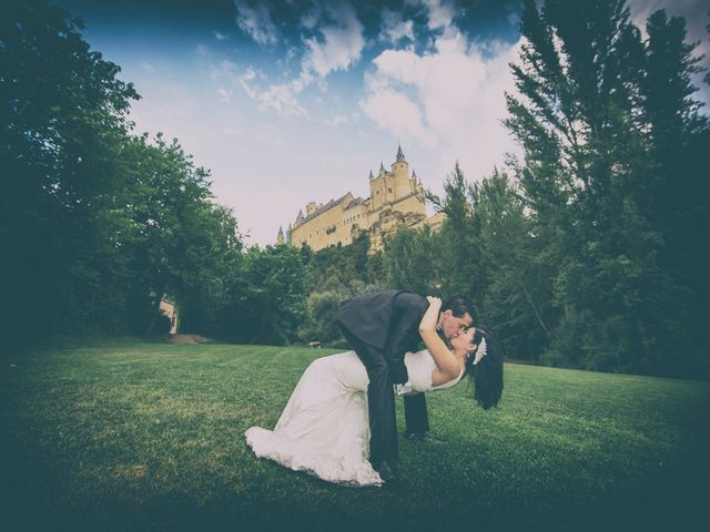 La boda de Juan y Laura en Cuellar, Segovia 5