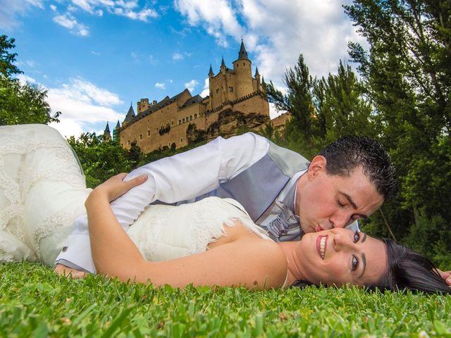 La boda de Juan y Laura en Cuellar, Segovia 6