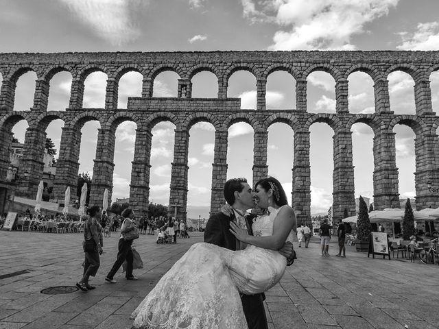 La boda de Juan y Laura en Cuellar, Segovia 8