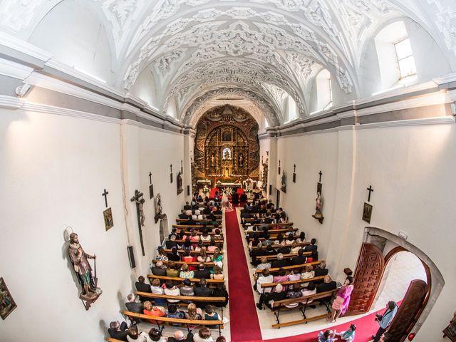 La boda de Juan y Laura en Cuellar, Segovia 16