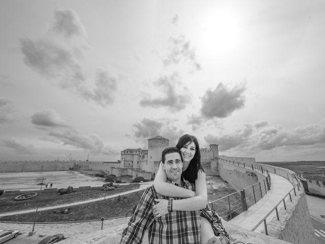 La boda de Juan y Laura en Cuellar, Segovia 24
