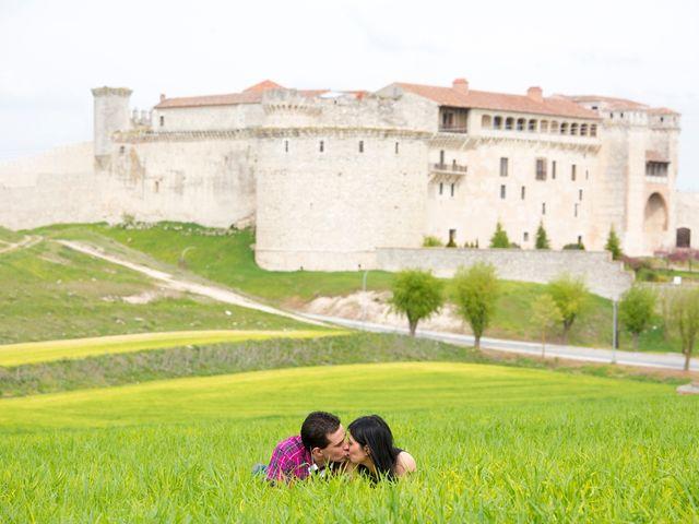 La boda de Juan y Laura en Cuellar, Segovia 25