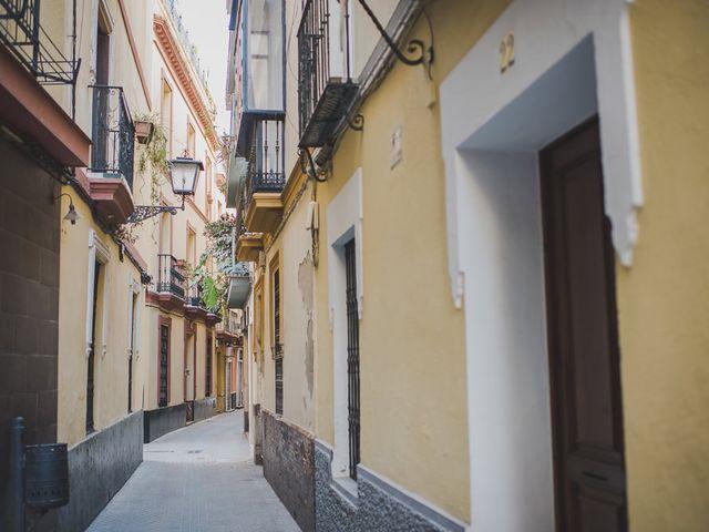 La boda de Jesús y Maggie en Utrera, Sevilla 1