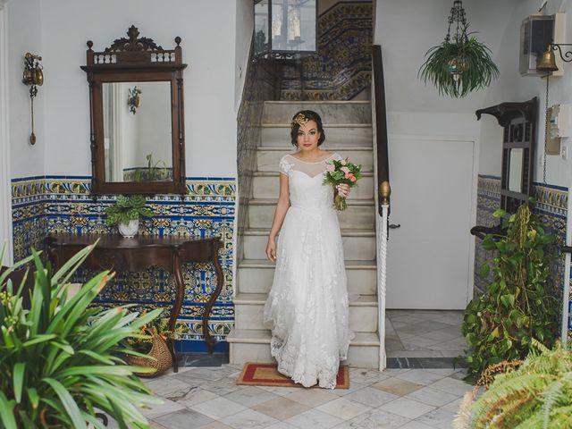 La boda de Jesús y Maggie en Utrera, Sevilla 35