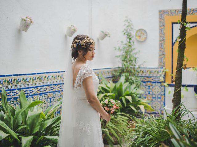 La boda de Jesús y Maggie en Utrera, Sevilla 37