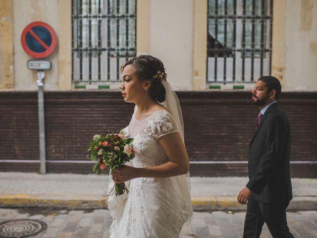 La boda de Jesús y Maggie en Utrera, Sevilla 38