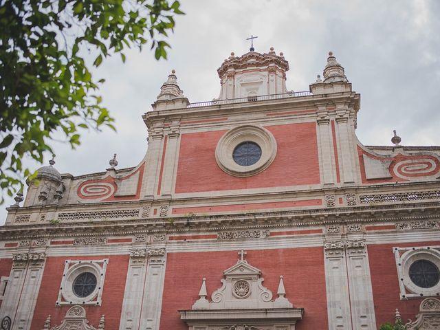 La boda de Jesús y Maggie en Utrera, Sevilla 46
