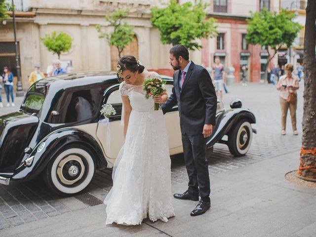 La boda de Jesús y Maggie en Utrera, Sevilla 53