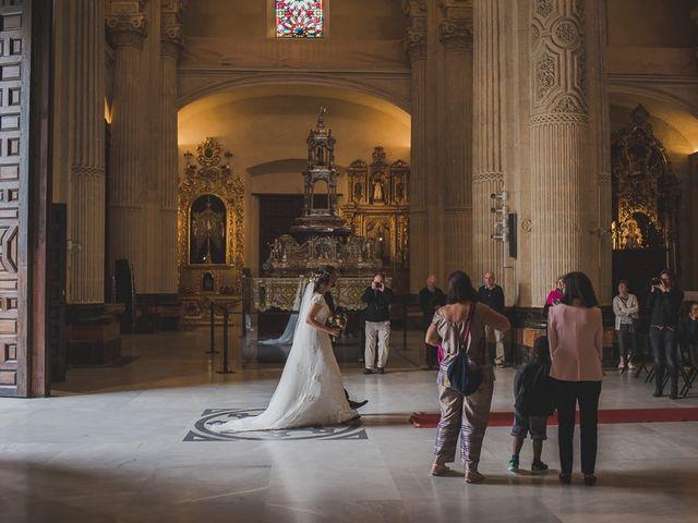 La boda de Jesús y Maggie en Utrera, Sevilla 54