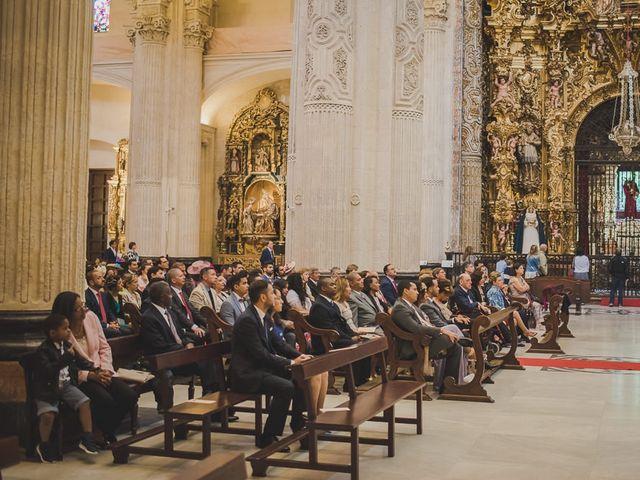La boda de Jesús y Maggie en Utrera, Sevilla 57