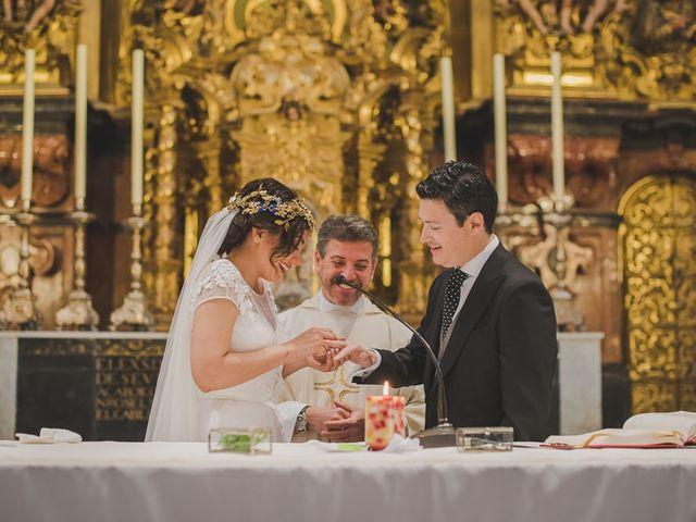 La boda de Jesús y Maggie en Utrera, Sevilla 60