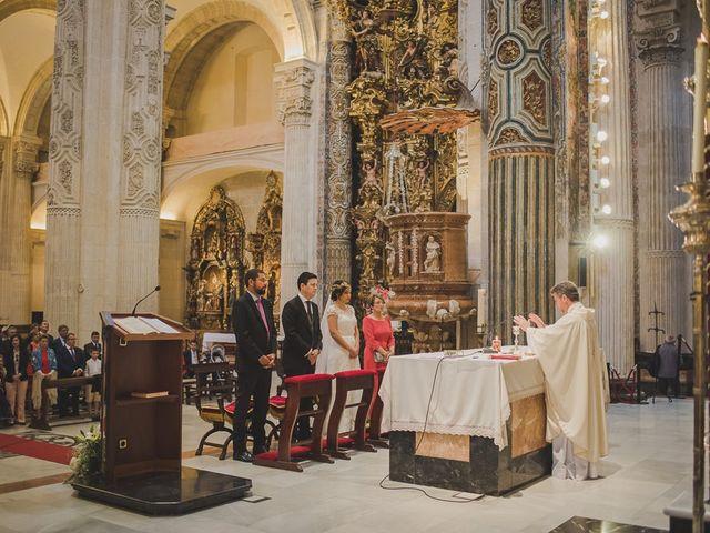 La boda de Jesús y Maggie en Utrera, Sevilla 62