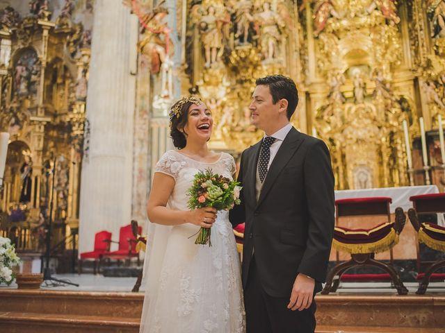 La boda de Jesús y Maggie en Utrera, Sevilla 63