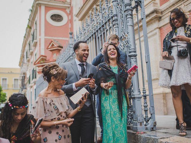 La boda de Jesús y Maggie en Utrera, Sevilla 67