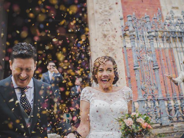 La boda de Maggie y Jesús