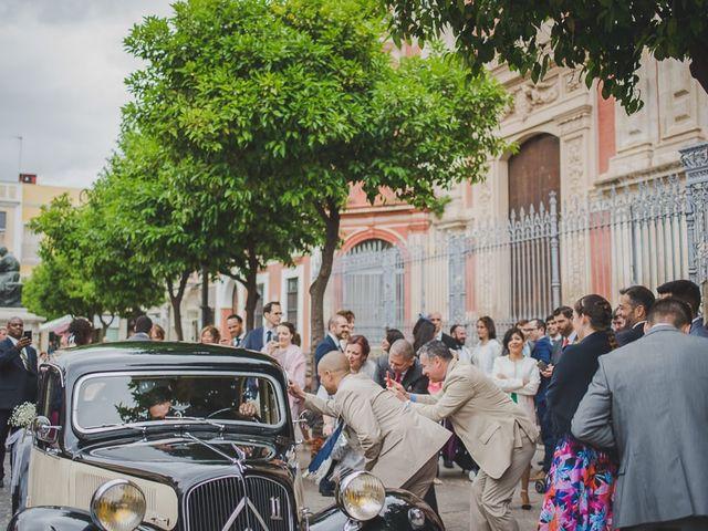 La boda de Jesús y Maggie en Utrera, Sevilla 73