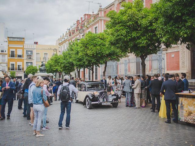 La boda de Jesús y Maggie en Utrera, Sevilla 74