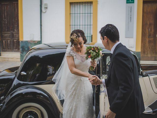 La boda de Jesús y Maggie en Utrera, Sevilla 76