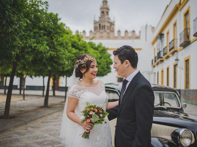 La boda de Jesús y Maggie en Utrera, Sevilla 79