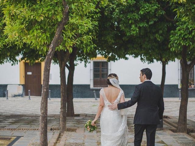 La boda de Jesús y Maggie en Utrera, Sevilla 80