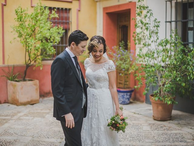La boda de Jesús y Maggie en Utrera, Sevilla 82
