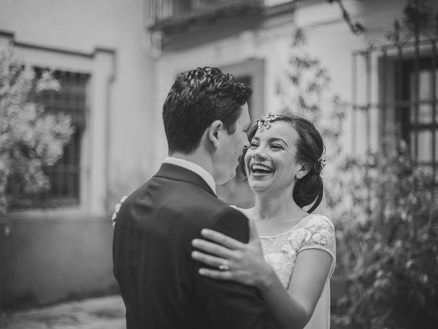 La boda de Jesús y Maggie en Utrera, Sevilla 83