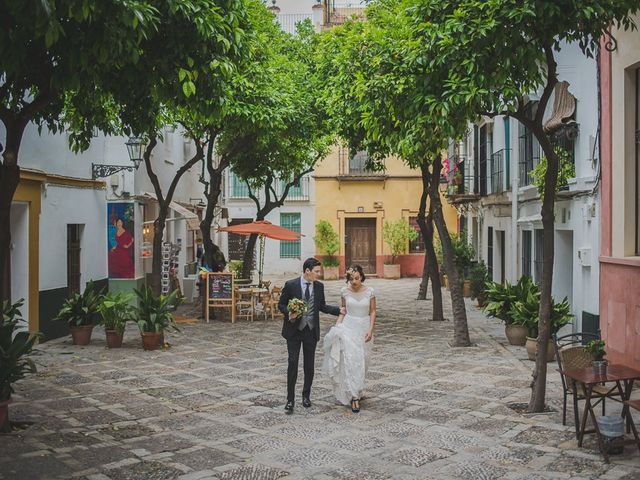 La boda de Jesús y Maggie en Utrera, Sevilla 85