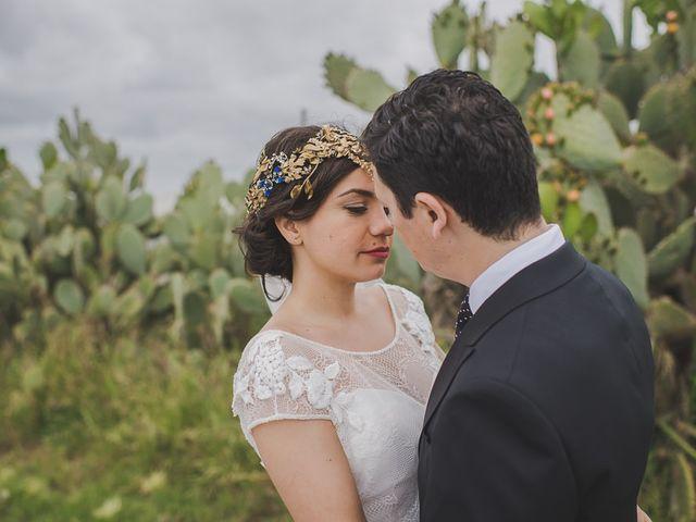 La boda de Jesús y Maggie en Utrera, Sevilla 103