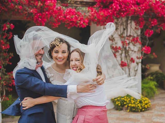 La boda de Jesús y Maggie en Utrera, Sevilla 147