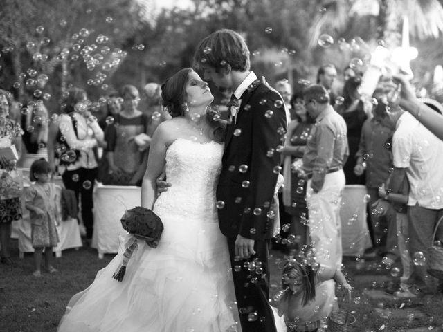 La boda de Elena y Carlos en Llíria, Valencia 6