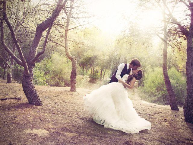 La boda de Elena y Carlos en Llíria, Valencia 9